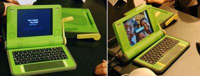 El portátil de 100 dólares cada día más real